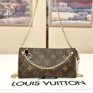 Louis Vuitton Monogram Bucket Pouch/Crossbody Bag 💼